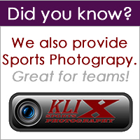 Sports team photography