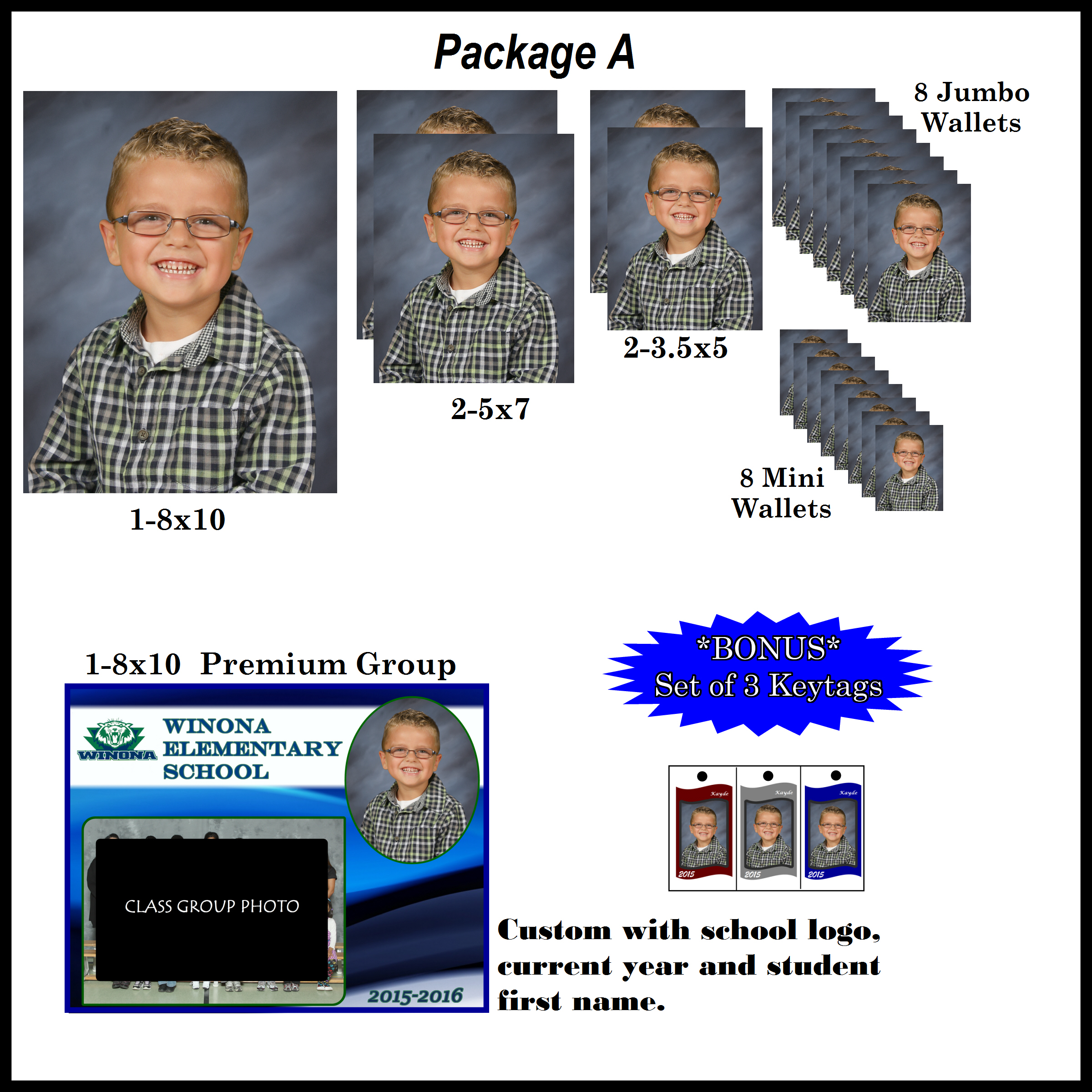 School Day Package A