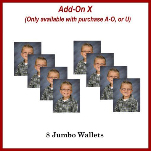 school photos- wallet size