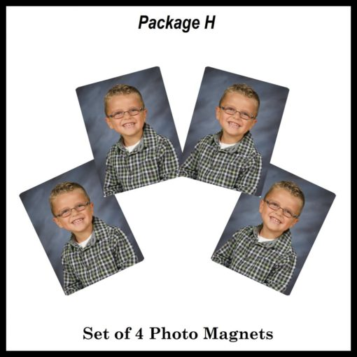 School Day Photo Magnets