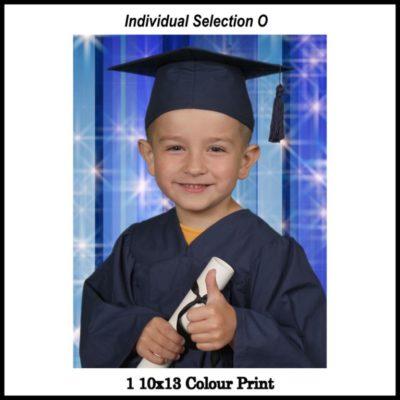 10x13 colour photo