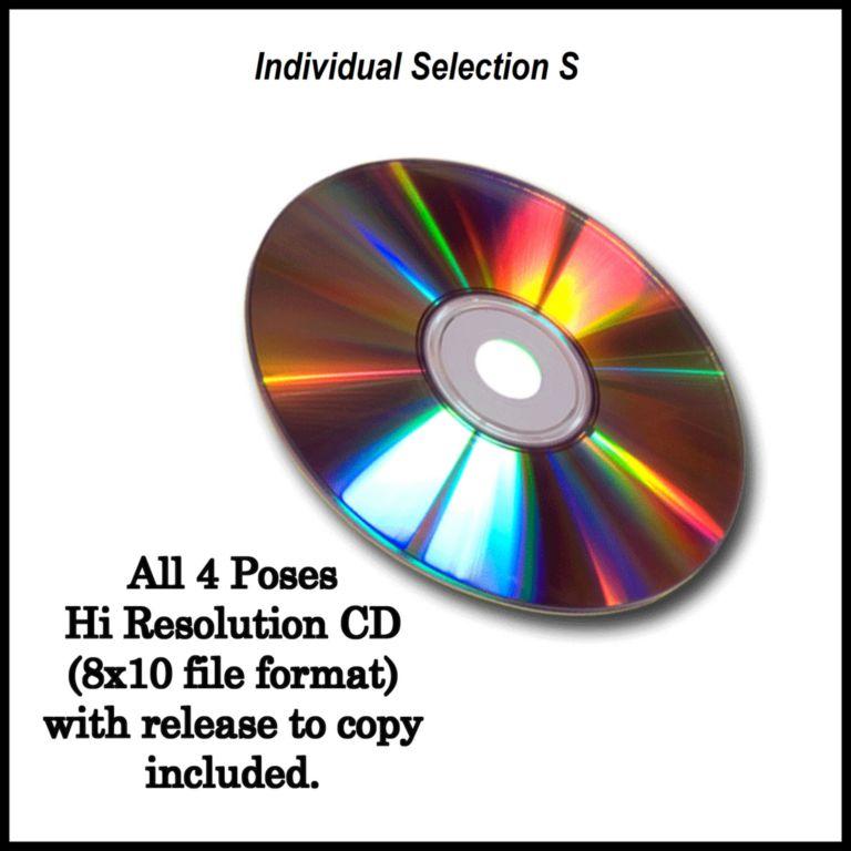 4 pose CD kindergarden photos