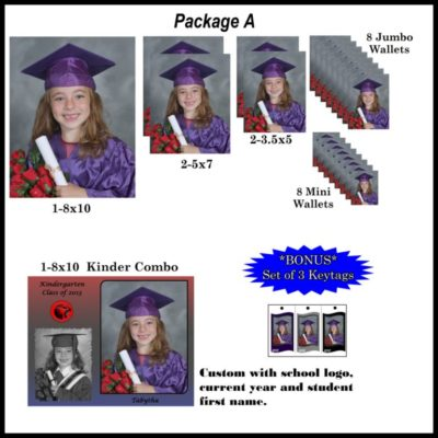 Kinder photos package A