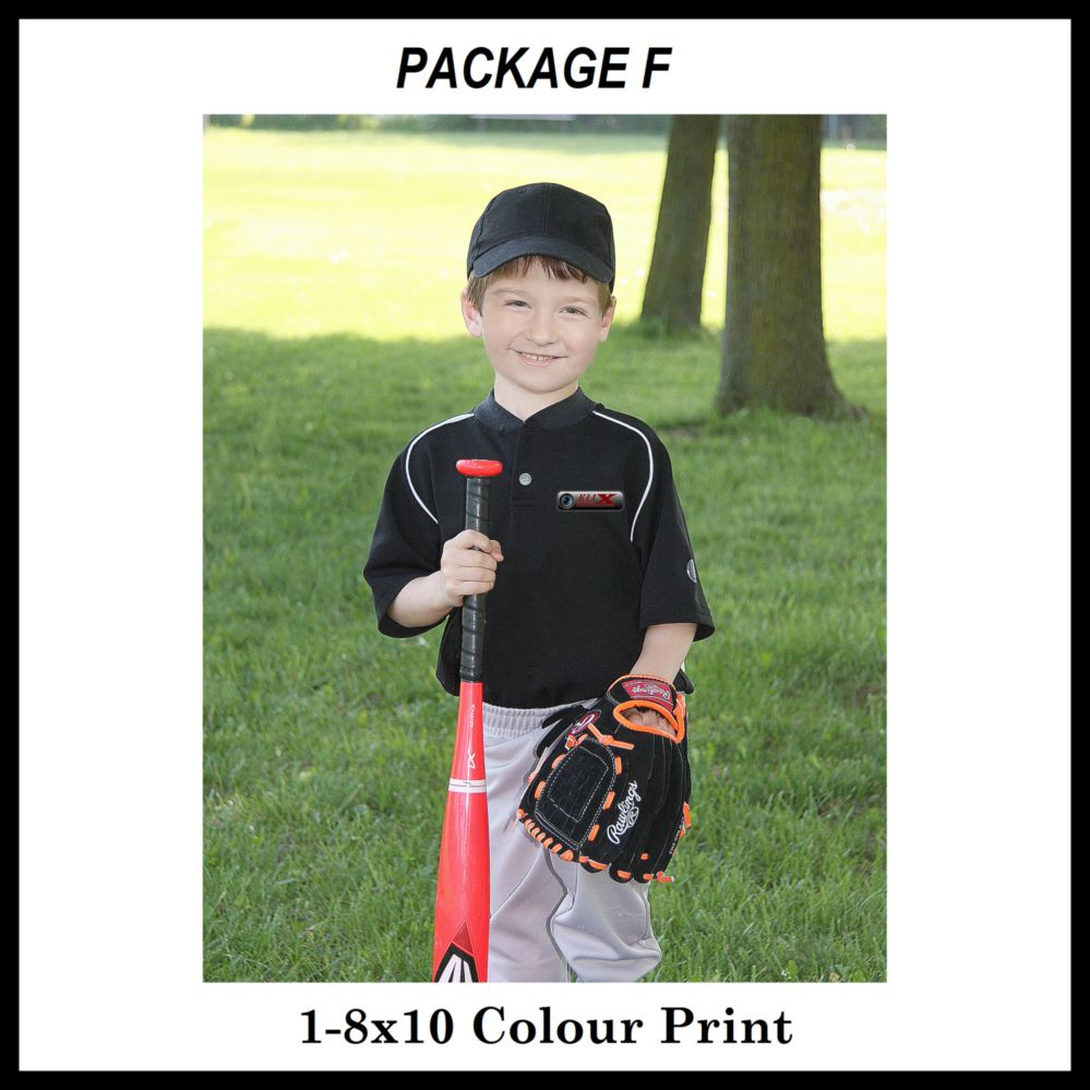 Sports Photo Package F