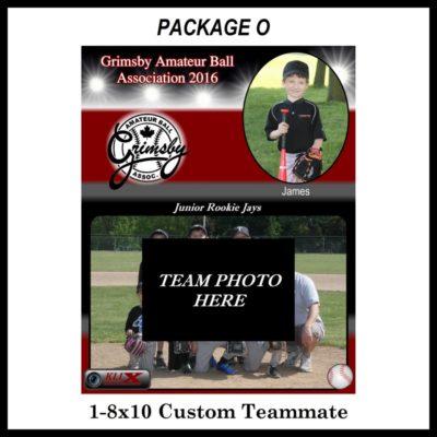 Teamate photo package O
