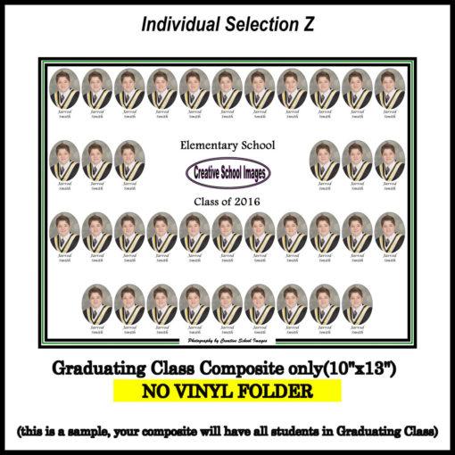 class grad photo